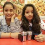 Sumbul Touqeer Khan With Her Sister