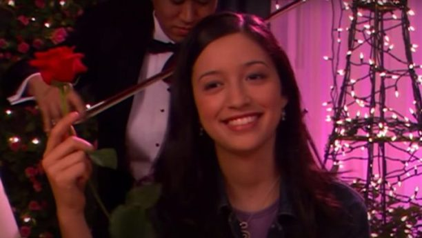 Christian Serratos in Ned's Declassified School Survival Guide (2004)