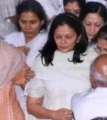 Harshad Mehta's wife Jyoti Mehta