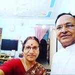 Parents of Leena Acharya