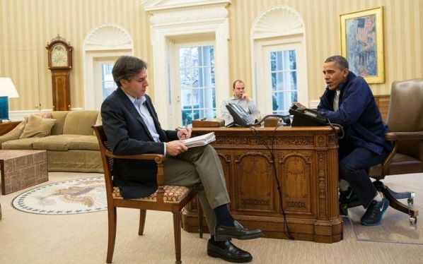 Antony Blinken working closely with Obama