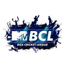 MTV Box Cricket League Logo