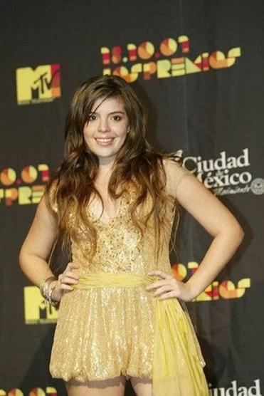 Diego Sinagra's half-sister Dalma Nerea