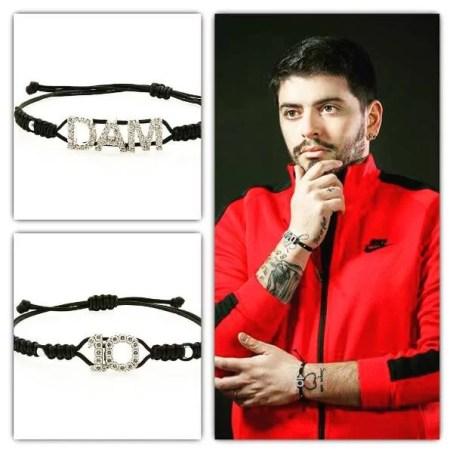Diego Sinagra's Wrist Bands