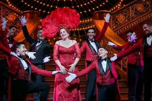 Lucia Galan in Hello, Dolly! (2020)