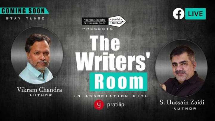 The Writer's Room collaboration with Vikram Chandra