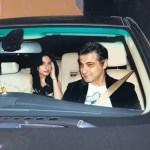 Maheep Kapoor's car BMW
