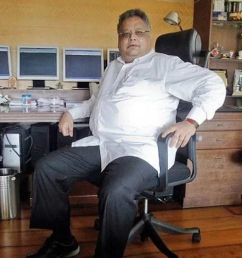 Rakesh Jhunjhunwala profile
