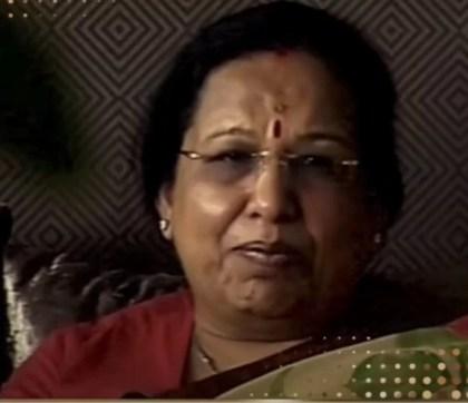 Rakesh Jhunjhunwala's sister Sudha