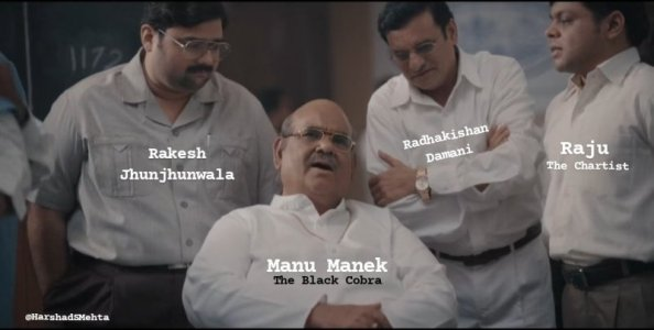 Rakesh Jhunjhunwala's role in Scam 1992