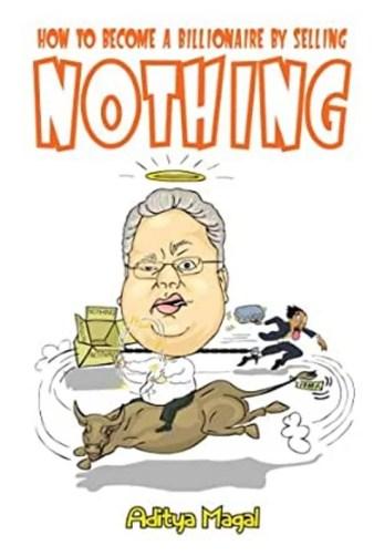 Rakesh Jhunjhunwala's parody novel