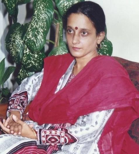 Hansal Mehta's first wife Sunita