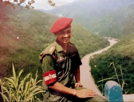 Indian Army Major Deependra Singh Sengar