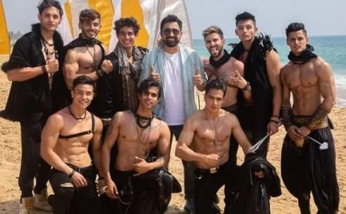Dhruv Malik in MTV Splitsvilla 13
