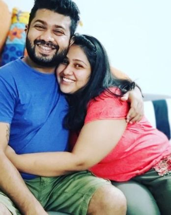 Vishnu Vishal's sister and brother-in-law