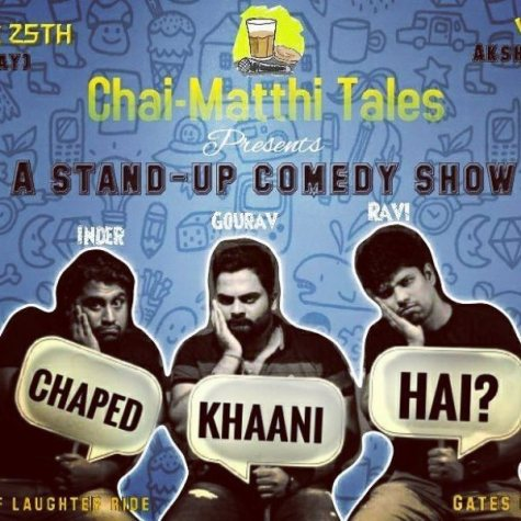 Inder Sahani's comedy collective