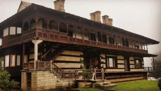 Satyanad Stokes house in Shimla