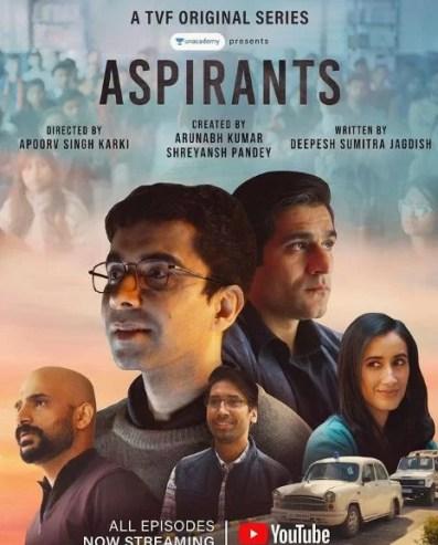 Aspirants poster
