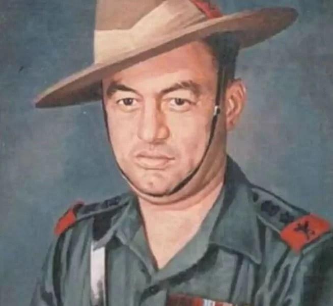 Dhan Singh Thapa