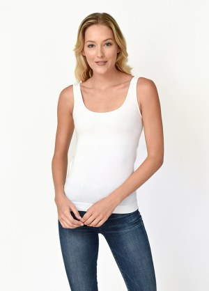 The Everyday Tank in White