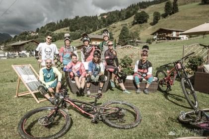 Mountainbike Freeride Fahrtechnik Camp Saalbach/Hinterglemm