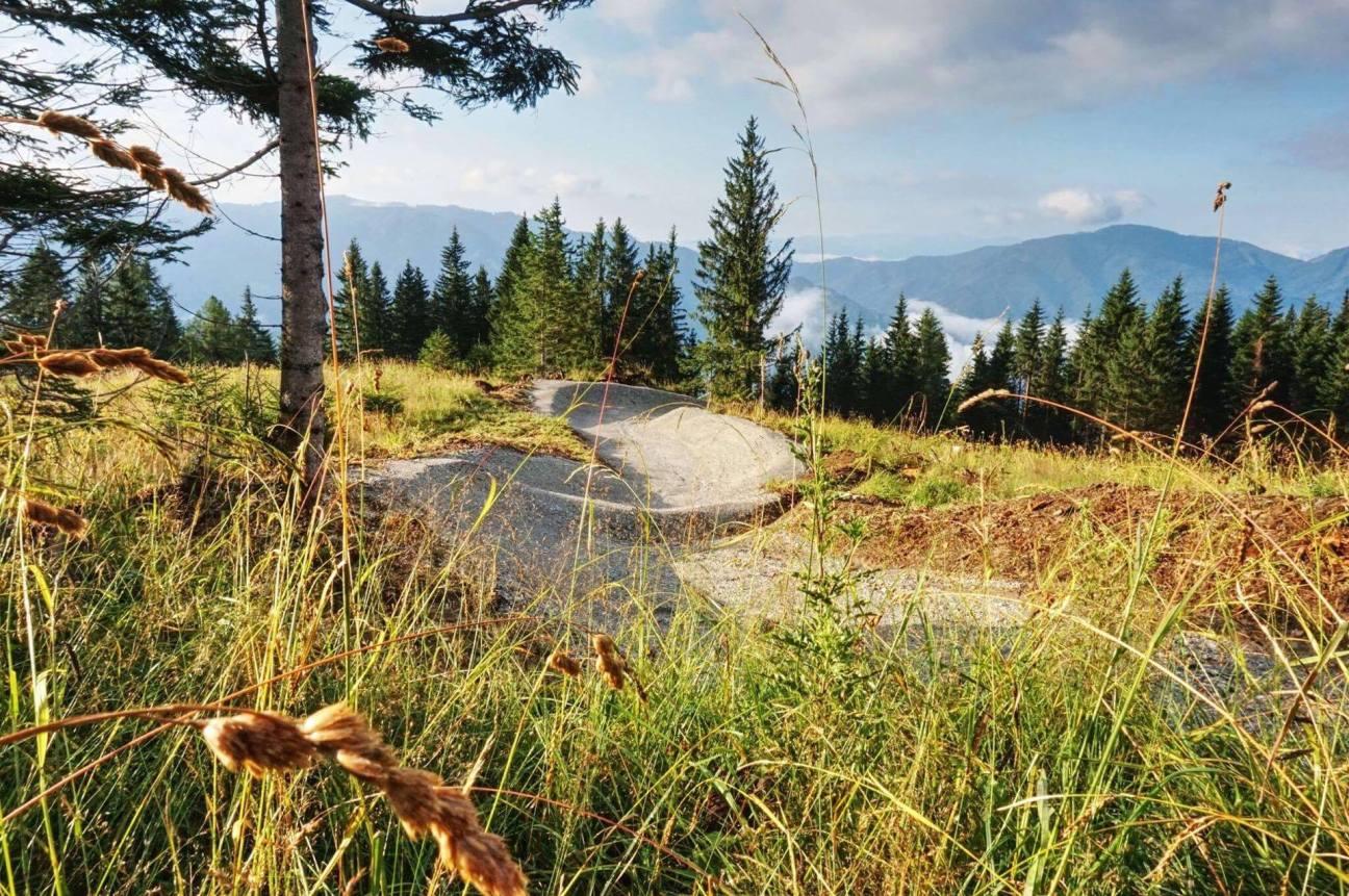 Freeride Coach Trailbau MTB AB-Trail Bürgeralm Aflenz