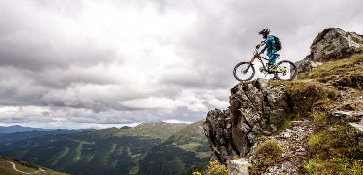 E-Mountainbike Camp Saalbach