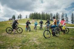 E-Bike Fahrtechnik Gruppen Kurs