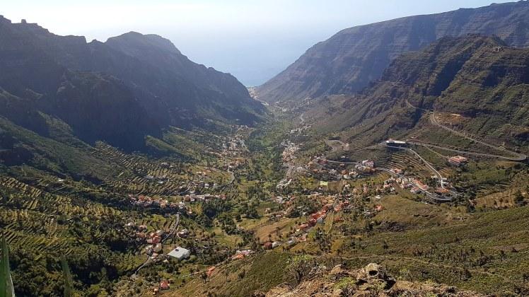 La Gomera – Trails & Hippies - Valle