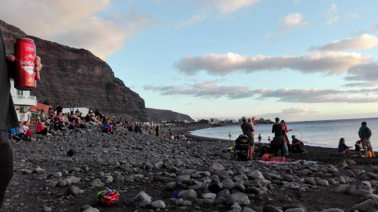 Sundowner - La Gomera – Trails & Hippies