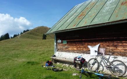 Hirschhörnlkopf Trail