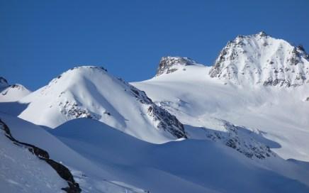 Jamspitze, Jamtalferner, Freeride Skitour