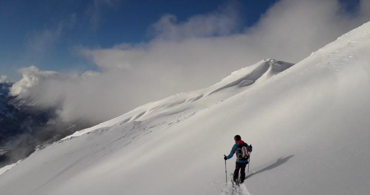 Upsspitze Freeride Skitour