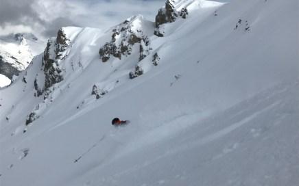 Maderkarlspitze, Freeride Skitour