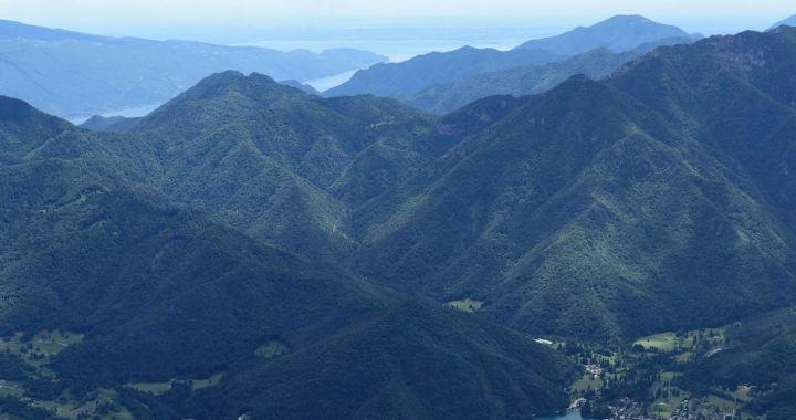 Val Casarino Trail, läuft auch bei Nässe