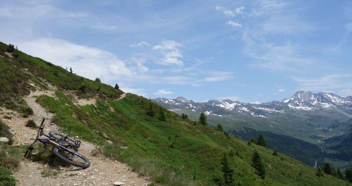Pischa Trail Variante nach Klosters
