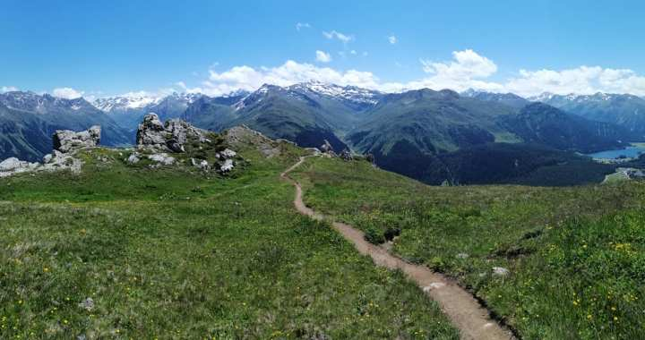 Signal Trail, Gotschna Klosters