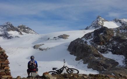Ice Age, MTB-Gletschertouren in Davos Klosters
