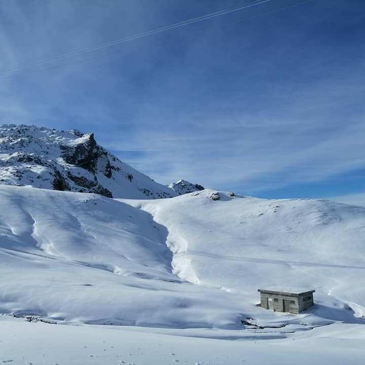 Kreuzweg, Parsenn, Davos Klosters