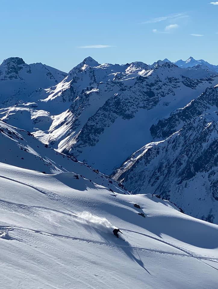 Schartenhopping ins Dischmatal, Davos Klosters
