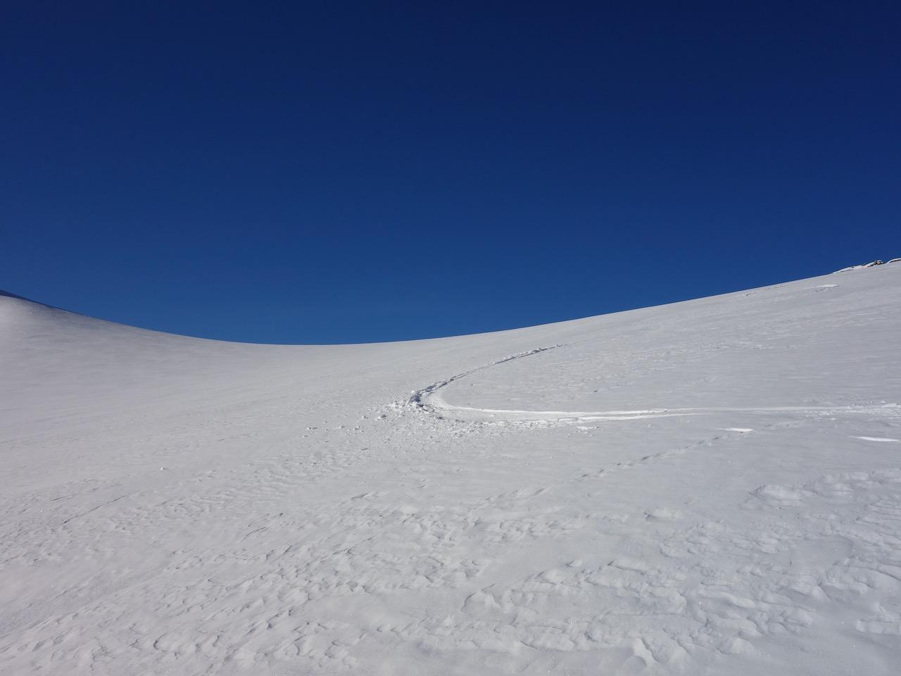 Abfahrtsfreuden vom Silvrettapass
