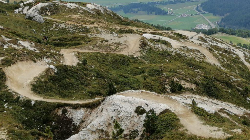 Corviglia Flowt Country Trail