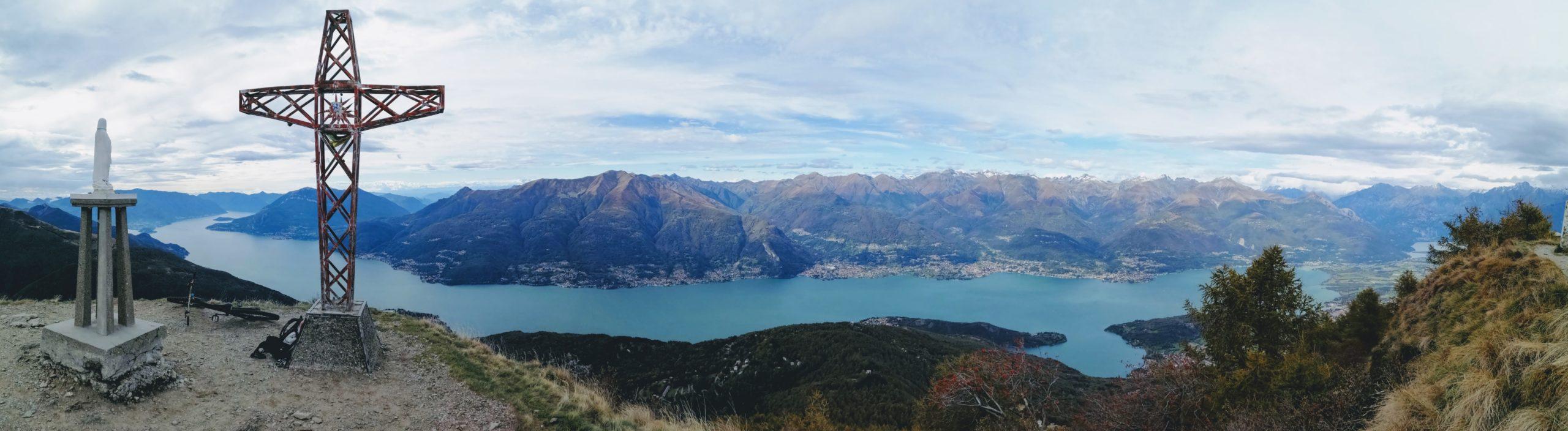 Monte Legnoncino, Trail-Klassiker am Comer See