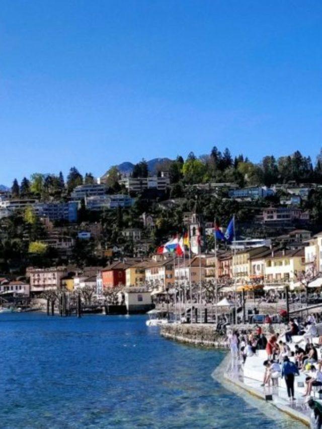 Wetter: Lago Maggiore calling