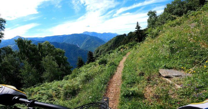 Lumino Freeride Trails
