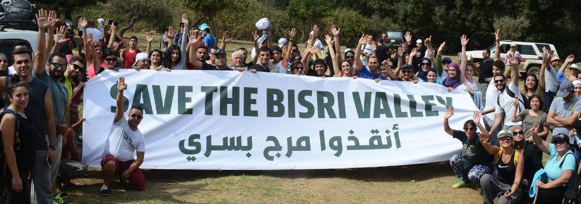 The National Campaign to Protect the Bisri Valley in Lebanon