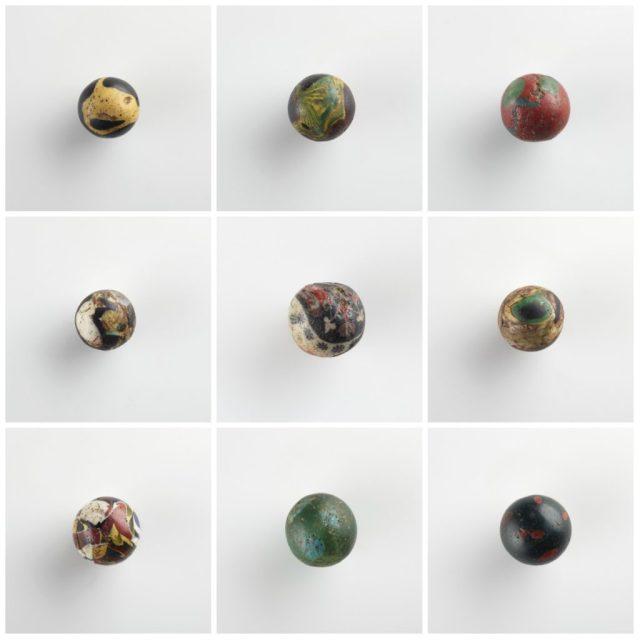 Egyptian balls