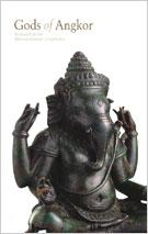 Gods of Angkor exhibition catalog cover