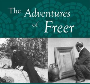 The Adventures of Freer cover