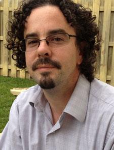 Tom Vick, curator of film